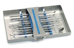 Ergo Clip 10 instruments  Nichrominox 163020