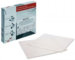 Plaques à thermoformer carrées Bioplast   Scheu Dental 168196