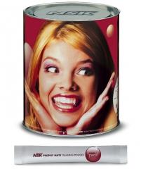 Poudre Flash Pearl La boîte de 100 doses de 15 g NSK 168817
