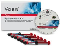 Venus Pearl Basic kit seringues Heraeus Kulzer 171558