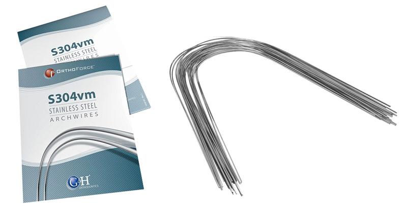 Arcs acier S304 Trueform I  G&H 160328