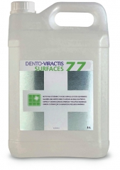Spray désinfectant Dento-Viractis 77 Surfaces Le bidon de 5 L Dento-Viractis 162492