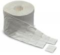 Tampons absorbants en cellulose prédécoupés PurZellin   Hartmann 170702