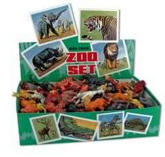 Set petits animaux du Zoo    Hager&Werken 171800