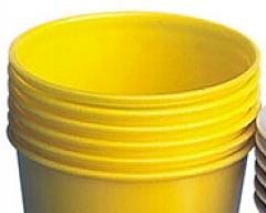 Gobelets en plastique de couleur  Crosstex 165003