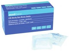 Compresses non tissées stériles  medibase 161676