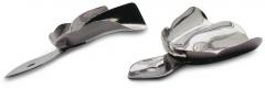 Porte-empreintes édentés totaux  Le porte-empreintes Haut Asa Dental 167603