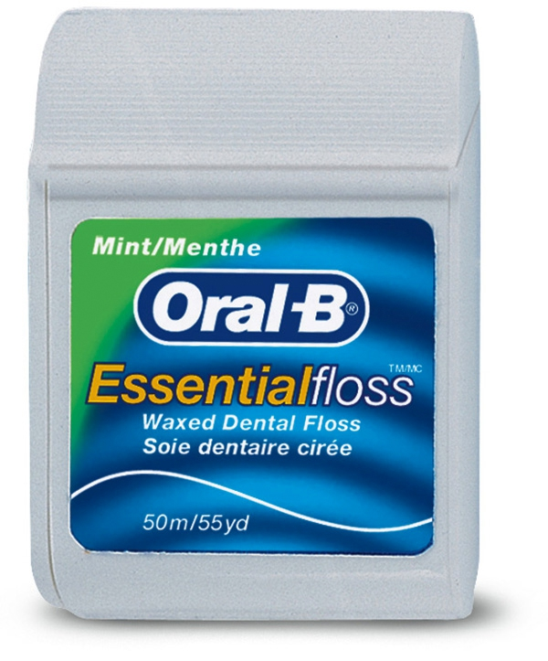 Fil dentaire Essentialfloss   Oral-B 163306