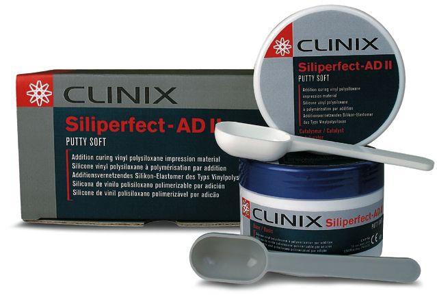Siliperfect-AD II  Putty soft Clinix 170055