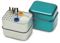 Boite Endo micro Plus 4 coloris  Nichrominox 162933