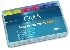 Cônes de gutta percha   CMA 180929