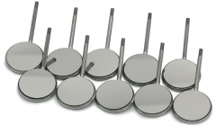Miroirs en aluminium plan  Kent Dental 181146