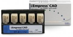 IPS Empress CAD Blocs HT - Haute Translucidité  Ivoclar Vivadent 166018