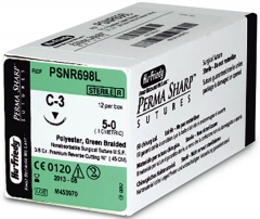 Sutures Perma-Sharp  Sutures polyester Hu-Friedy 170594