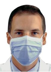 Masques chirurgicaux Super high flltration Com-FitTM  Sans visière Dentsply Sultan Healthcare 166729
