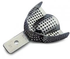 Porte-empreintes perforés Porte-empreintes bas Dental Market 167584