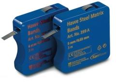 Bandes matrices métal Epaisseur 0,030 mm Kerr 160513