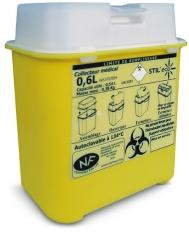 Collecteur de déchets coupants   Apura 161607