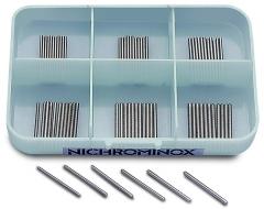 Fils prédécoupés  Boîte de 12 fils Nichrominox 163312