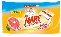 Serpillières jetables imprégnées  St Marc 169950