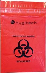 Sac à déchets infectieux  Hygitech 169740