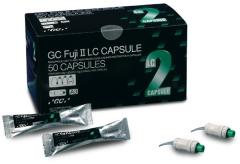 Fuji II LC Improved La boîte de 50 capsules GC 164552