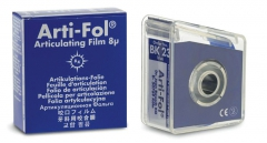 Papier à articuler Arti-Fol® double face Le distributeur Bausch 160404