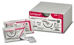 Fil de suture Safil quick+  B Braun 169780