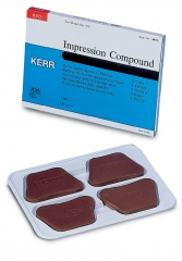 Impression Compound Plaques Kerr 168193