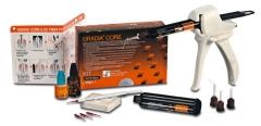 Gradia® Core  Le kit avec pistolet  GC 165036