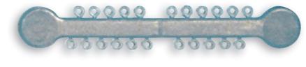 Ligatures sur sticks sans latex  G&H 166414