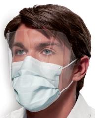 Masques à visière Ultra Fog Free  Crosstex 166732
