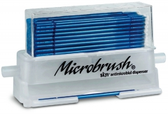 Pinceaux applicateurs Microbrush Plus La recharge de 4 x 100 applicateurs Microbrush 166919