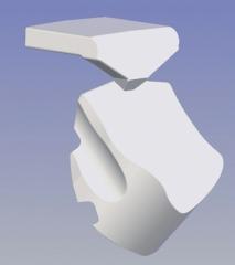 Cales de surélévation Bite BumperTM  Gestenco 160593
