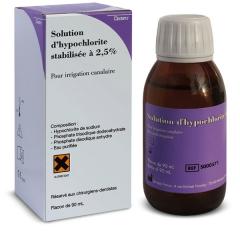 Hypochlorite de sodium   Dentsply 165522