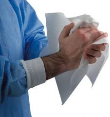 Essuie-mains stériles Essuie-mains stériles absorbants Hygitech 163027