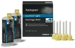 Silicone réticulant par condensation Xantopren Comfort Light  Heraeus Kulzer 171726