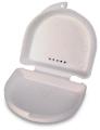 Boîtes de transport d'orthodontie  L 8 x l 7 x H 4 cm Larident 162439