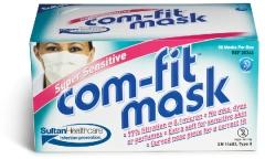 Masques Super sensitive Com-FitTM  Dentsply Sultan Healthcare 166766