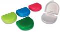 Boîtes de transport d'orthodontie  L 7,4 x l 6,4 x H 2,8 cm Larident 160721