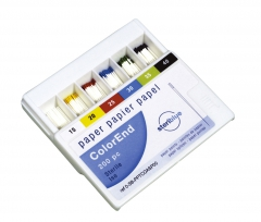 Pointes papier ColorEnd   Steriblue 168461