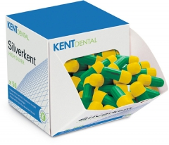 Silverkent 400 mg d alliage + 460 mg de mercure Kent Dental 170066