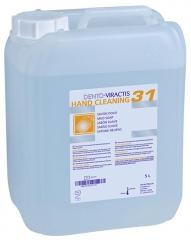 Solution lavante pour mains Dento-Viractis 31 Le bidon de 5 Litres sans pompe Dento-Viractis 162473