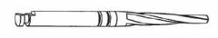 Pivot Master coniques La boîte de 3 forets Anthogyr 163604