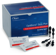 OptiBondTM Solo Plus Le coffret unidoses simple Kerr 167442