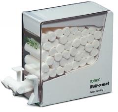 Distributeur de rouleaux salivaires Roll-o-mat   Roeko 162630