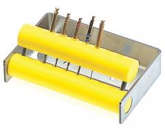 Barrette Endo avec stérimètre Barrette Endo 8 perforations Nichrominox 170170