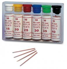 Pointes acryliques colorées  PD 169136