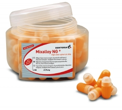 Mixalloy NG+ 400 mg d alliage + 355 mg de mercure Dentoria 167092