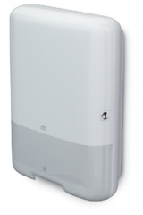 Distributeur Tork Elevation H3 d essuie-mains pliés en Z ou en C   Tork 162621